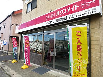 ハウスメイトネットワーク袖ヶ浦店  ㈱三船地所 外観2