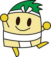 稲沢市マスコットキャラクターいなッピー