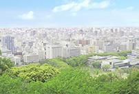 四国最大都市松山